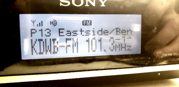 Twin Cities FM DX log